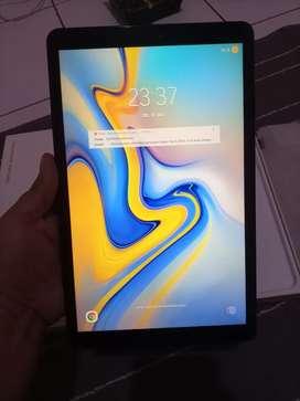 Samsung Galaxy Tab A 10,5 inch Black Ram 3 Internal 32 Fullset Mulus