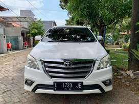 "Toyota Kijang Innova V Diesel Matic 2014 ""Pajak Baru"" Bisa Kredit / TT"