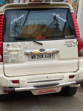 Mahindra Scorpio 2010 Diesel Good Condition