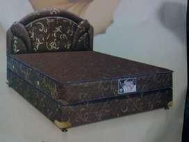spring bed 160x200 full set