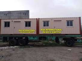 Prefab house shipping & office containers guard class room porta cabin