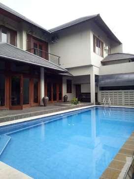 For Rent: Cibubur Rumah Dlm Komplek Full Furnished Swimming Pool
