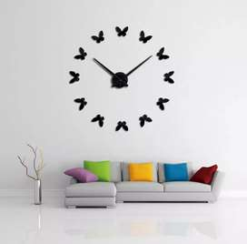 Giant clock butterfly