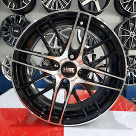 Velg Mobil Brio, Agya, Accord dll Type GUNDALING 2079 HSR R15