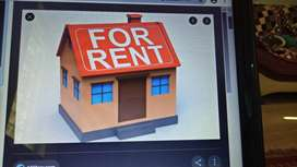 2bhk House & a bachelor's room for rent at Saibaba colony