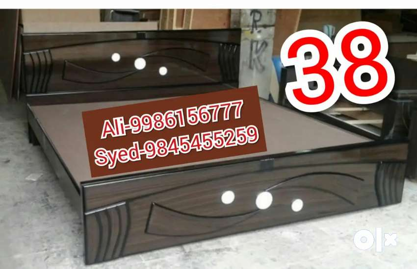 Cot new mini cot without 4250.4×6 size with storage 6500 0