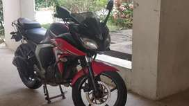 Single handedly use, 2 tyres are New & very well maintained Bike
