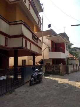 2 BHK first floor house for rent near bejai kapikad