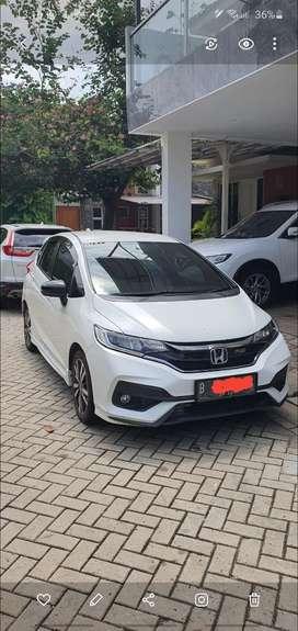 Honda jazz rs 2018