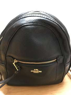 Branded Mini Backpack - COACH Rs.6500