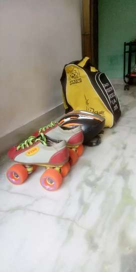 Skating master roller