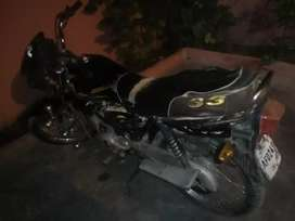Urgent sale eagle 100 cc bike