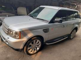RR Sport Supercharge V8 Th 2008 Good Condition