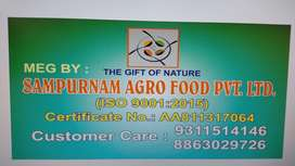 Seals boys urgent hiring for sampurnam agro food pvt. Ltd