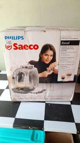 Jual rugi murah bgt Mesin coffe philips saeco espresso