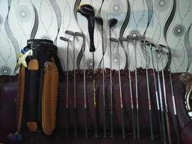 Stick golf set mix (cobra,  wilson,  taylor made, oddysey + tas)