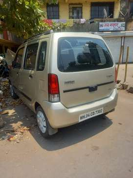 Maruti Suzuki Wagon R Top model Duo 2005 LPG 65000 Km Driven
