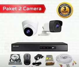 pasang 2Mp Kamera CCTV  paket online Hp Jagakarsa