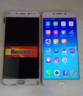 Lcd Touchscreen Oppo F1S Black White