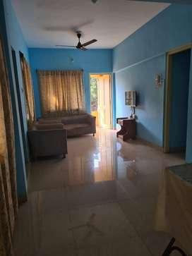 Available 2bhk flat for rent at Panjim Caranzalem
