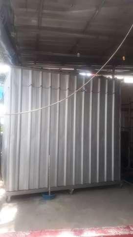 Booth kontainer murah