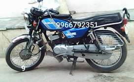 Very good condition and nice super milege
