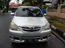 2011 Toyota New Avanza G 1.3 M/T Plat B