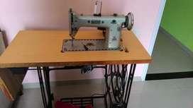 Luxmi Umbrella Ta-2 sewing machine with electric motor