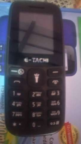 New 2 mob phone E TACHI B105 for sell