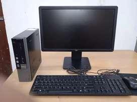 DELL mini desktop Computer i5