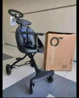 Stroller traveling praktis