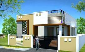Individual villa for sale at Thirunindravur