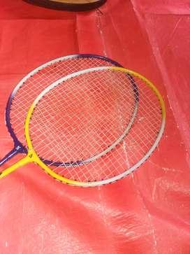 Badminton silver sport