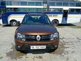 Renault Duster RXS CVT, 2018, Petrol