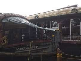 Houseboat for sale