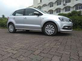 Volkswagen Polo 2009-2013 Petrol Comfortline 1.2L, 2015, Petrol
