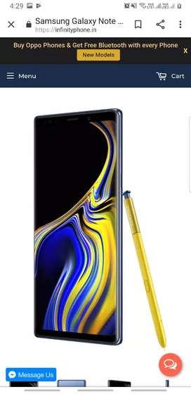 Samsung galaxy note-9