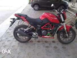 Benelli TNT 250cc