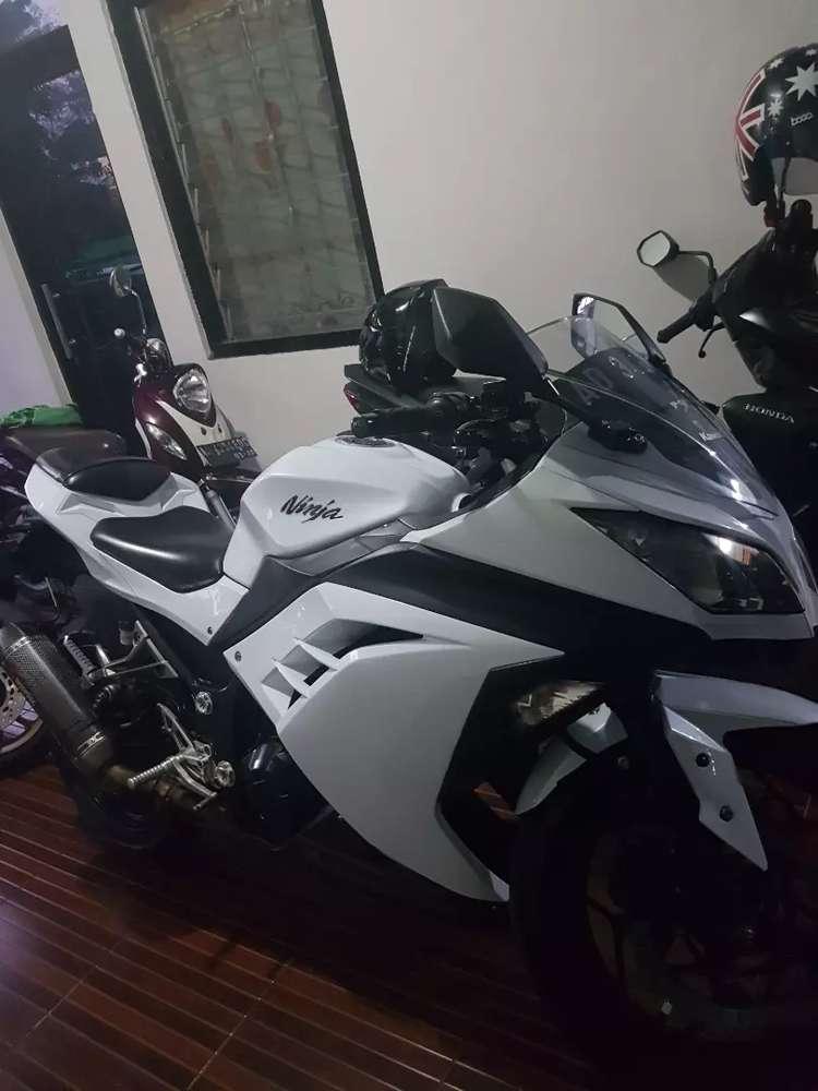Ninja 250fi 2012 AD Solo tng 1 Istw km rendah barang ada di Klaten