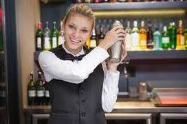 we are having various vacancies in Personal secretary and Bartender