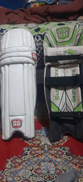 SS batting pad 4 month old only