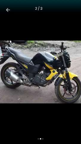 Good condition bike & both tyre are new