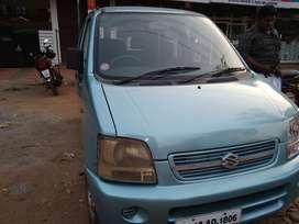 Maruti Suzuki Wagon R LX BS-III, 2004, Petrol