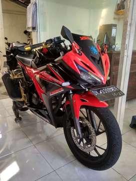 Honda CBR tahun 2018 Bali dharma motor