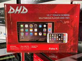 Head Unit Android 10.1 inchi DHD Plus Pasang | Boy Audiphile