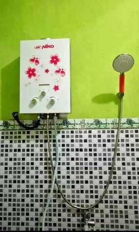 Water Heater Gas & Garansi 1 TH