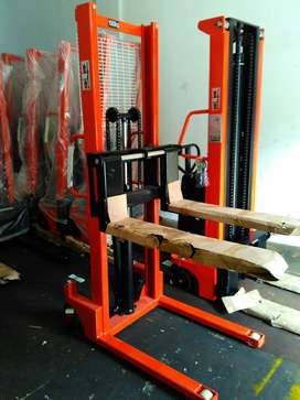 Hand Stacker Manual - Semi Electric - Full Electric di Malang