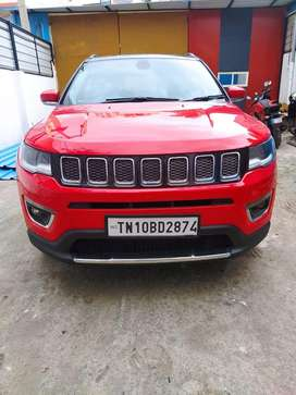 Jeep COMPASS Compass 2.0 Limited, 2018, Diesel