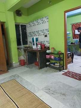 Nirmal 1rk house rent in kestopur samarpally near 206footbrige