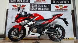 limit Unit all Honda Cbr150r red racing dp minim bjsb